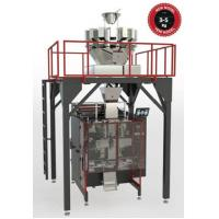 Buy cheap IMQL-W SERIES Quadseal Packaging Machine with Multihead Weig from wholesalers