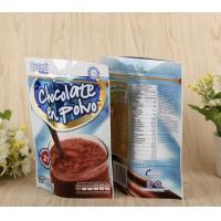 China Foil Or Non Foil Food Pouch Plastic Packaging Bags Easy Tearing on sale