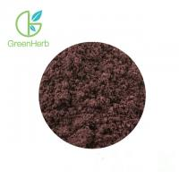 Food Additives Freeze-Dried  Acai Berry Extract / Acai Berry Extract Powder Manufactures