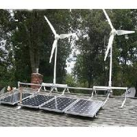 600W Wind Solar Hybrid Power Home System Manufactures