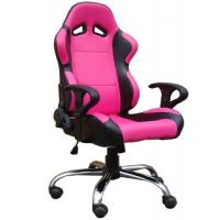 Classic Reclining Office Chair , Swivel Office Chair With Armrest JBR2006 Manufactures