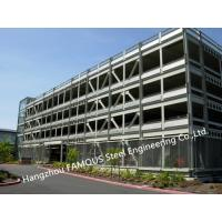 High Performance Economical Steel Framing Systems Automobile Garages Manufactures