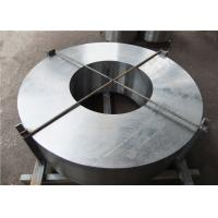 EN10084 18CrNiMo7-6 Hot rolled  Forged Steel Rings  Gear  Blank Alloy Steel Manufactures