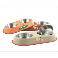 Quality Stainless steel dog bowl for sale