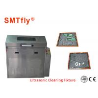 2mm PCB Cleaning Equipment , PCB Stencil Machine One-Button Operation Manufactures