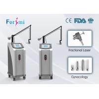 30W RF Fractional co2 laser machine fractional laser vaginal tightening and scar removal Manufactures