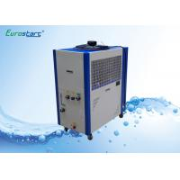 Box Type Energy Saving Carrier Air Cooled Scroll Chiller for Air Conditioning Manufactures