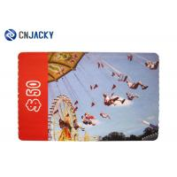 13.56MHz RFID Smart Card MF UTL Chip As Parking Ticket / Subway Ticket Manufactures