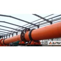 Professional Cement Plant Rotary Kiln Dryer With Capacity 120 - 200t/h ISO CE IQNet Manufactures