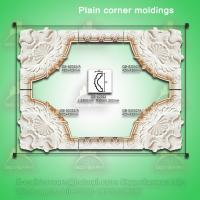 High Density Architectural PU Decorative Corner Moulding Manufactures