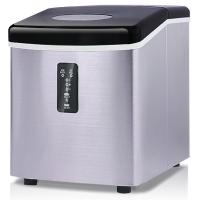 15Kg Stainless Steel Low Power Low Noise Portable Countertop Mini Ice Maker Machine Air - Cooled Energy Efficient Manufactures