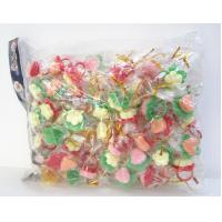 Colorful Ring Shape Compressed Candy In Bag Funny Lovely Toy Baby Candy Manufactures