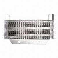 Oil Cooler, Suitable for Cooling System of Motorcycle/Roadhouse Manufactures