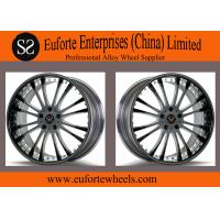 Susha wheels 2PC Chrome Forged Monoblock Wheels Forged Alloy Wheels 0 - 75mm ET Manufactures