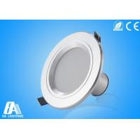 3 Inch Lathe Aluminum Hot Good Price IP44 Square Recessed 5w Downlight Internal Power With CE and Rohs Manufactures