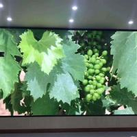 China Indoor P2 (256*128mm panel cabinet 768*768mm) Full Color LED Display on sale