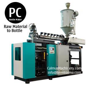 5 Gallons Polycarbonate Bottle Blow Molding 3 Gallon PC Bottle Making Machine Manufactures