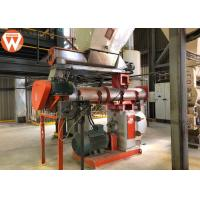 Livestock Animal Feed Manufacturing Plant , Cooler Machine Pellet Making Equipment Manufactures