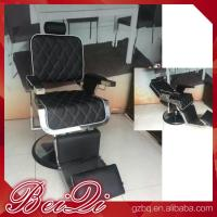 China luxury men's barber chair salon furniture styling barber chair for sale on sale