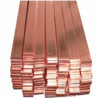 Explosion Welding Width 600mm C1100 Copper Bus Bar Manufactures