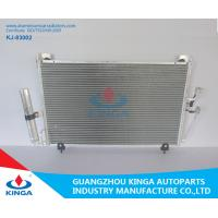Rapair Nissan Condenser radiator tank plastic material for Nissan OUTLANDER(03-) Manufactures