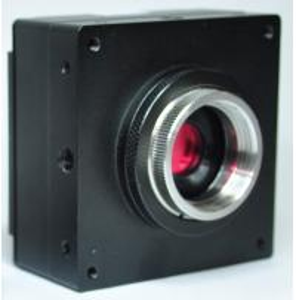 USB2.0 CMOS Colorful / Mono Industrial Digital Camera with Frame Buffer