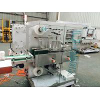 Plastic Film Packaging Machine For Box Packing PLC Control System