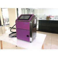Waterproof Small Character Inkjet Printer With Diaphragm Pump Ink Supply Manufactures