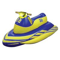 Buy cheap PVC Inflatable Motorboat Water Rider from wholesalers