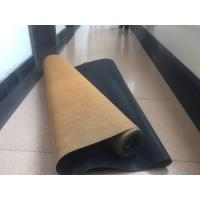 Quality Flat Roof Single Ply EPDM Waterproofing Membrane Plasticized Modified for sale