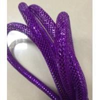 Cable Mesh Sleeve Fireproof protective sleeving For Hair clip hoop and Light String Manufactures