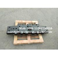 MANITOWOC 4100 Track Pad for Crawler Crane Undercarriage parts Manufactures
