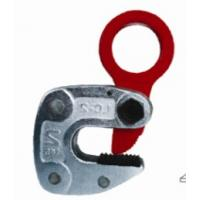 China Horizontal lifting clamps LC TYPE, metal alloy steel precision forging 0-5T on sale