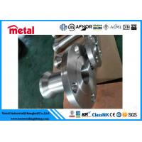 ASTM B564 Alloy Steel Flanges , Petroleum Industry Forged Steel Flanges Manufactures