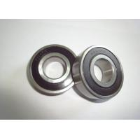 Deep Groove Double Sealed Ball Bearing , Anti Friction Bearing For Medical Machinery Manufactures