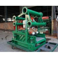 Horizontal directional drilling Mud Cleaner desander desilter for piling project,TBM Manufactures