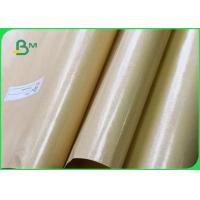 China Customized Good Grade Disposable 50g 60g PE Coated Paper Rolls For Food Grade Package on sale