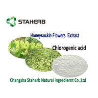 80%HPLC Pure Chlorogenic Acid Natural Plant Extract CAS 327 97 9 Health Products Manufactures