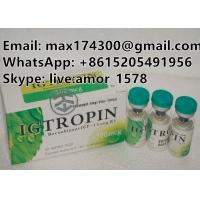 China Muscle Growth Hormone Powder , Strong Effect Igtropin HGH Medicine Grade on sale