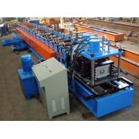 Z Purlin Machine / C Purlin Forming Machine With 14 - 17 Forming Rollers Manufactures
