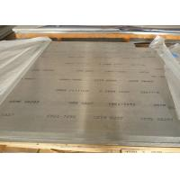 Flat Clean Surface 6082 Aluminium Plate , Anodized Aluminum Sheet 0.15–350mm Thickness Manufactures