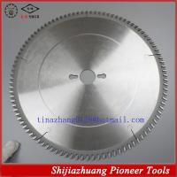 China fine cutting 10'' solid wood cross cutting saw blade on sale