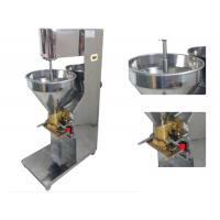 Stainless Steel Meat Processing Machine Fishball / Meatball Forming Machine Manufactures