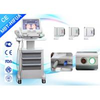 Professional Korea Vagina HIFU Ultrasound Tightening Beauty Clinic For Body Slim And Face Lift & Anti - Aging Manufactures