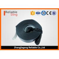 3 Inch Heavy Duty Polyester Tow Recovery Strap With Reinforced Loop Manufactures