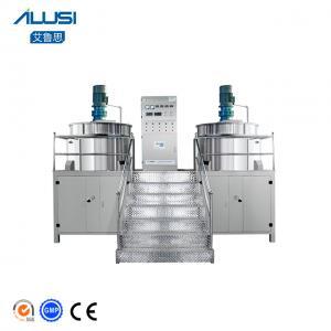 Hand Sanitizer Liquid Shampoo Making Machine Manufactures