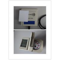 Digital RF Card Prepaid Water Meter Remote Control With Replaceable Battery Manufactures
