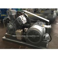 Stationary 20 hp Piston Air Compressor With Separate Air Tank CE ISO9001 KB15G Manufactures