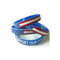 Professional Manufacturer World Cup Silicone Bracelet/Wristband/Band With Custom Logo Manufactures
