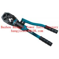 Hydraulic crimping tool Safety system inside KDG-200A Manufactures